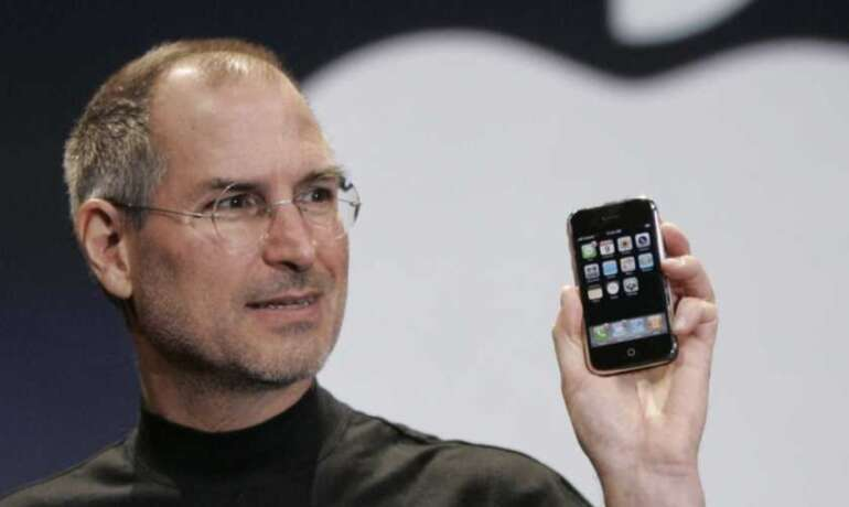 Celebrating 10 years of the iPhone