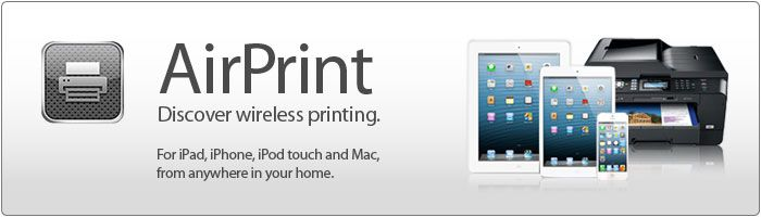 How to enable AirPrint on any Printer